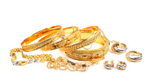 Gold Jewellery,. Premium prices paid for used gold